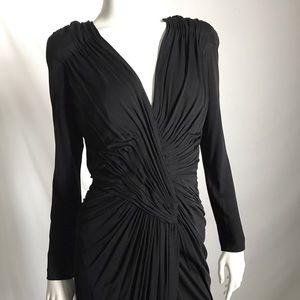 Vicky Tiel 80s Sexy Dress